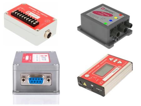 Centrale inertielle - AHRS - INS - GPS - Inclinomètre