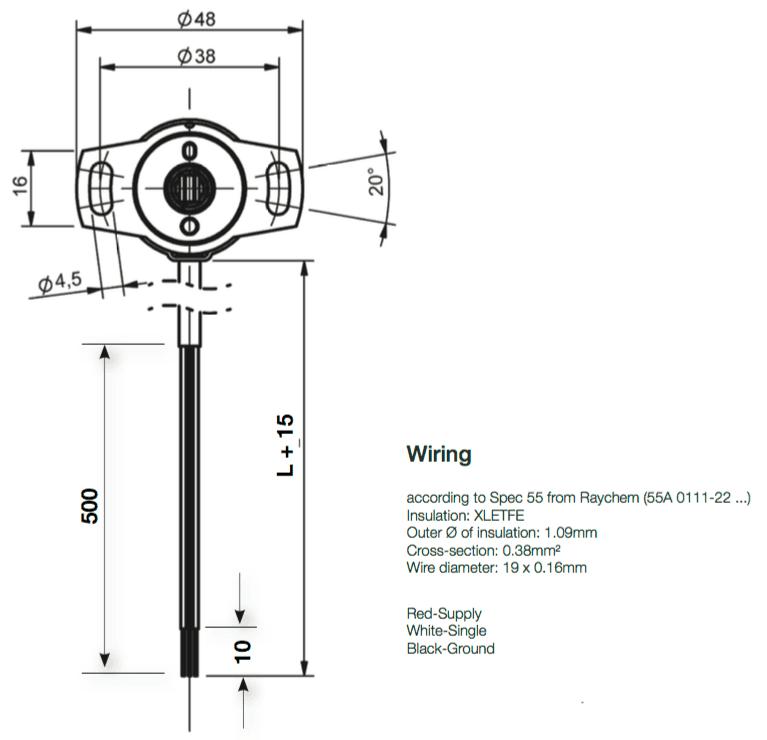 capteur de position rotatif euro-mt