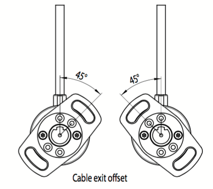 capteur de position rotatif variohm euro xpd offset cable