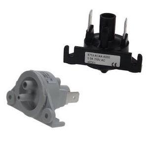 Interrupteur a pression Herga 6753