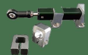support de fixation pour capteur de position lineaire variohm