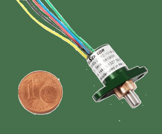 capteur rotatif miniature CMRS