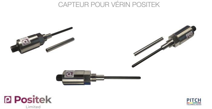 CAPTEUR POUR VÉRIN POSITEK P797