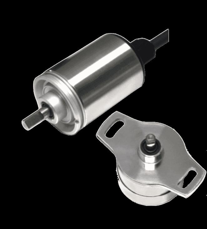 capteur rotatif positek RVDT pitch